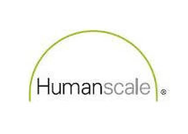 Humanscale Palm Support - keyboard wrist rest