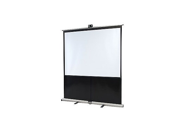 InFocus Manual Pull-up Screen - projection screen - 100 in (100 in)