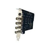 ViewCast Osprey 460e w/Simulstream -video input adapter- PCI Express 2.0 x1