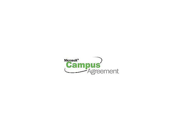 Microsoft Campus Agreement Desktop Package with Enterprise CAL - license &