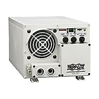 Tripp Lite 1500W RV Inverter / Charger with Hardwire Input / Output 12VDC 1