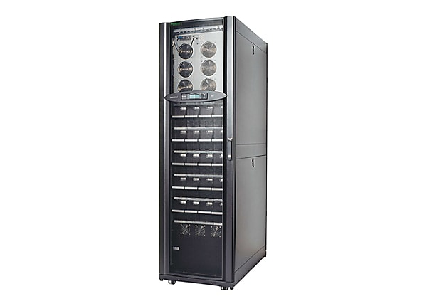 APC Smart-UPS VT 30kVA with 5 Battery Modules - power array - 24 kW - 30000