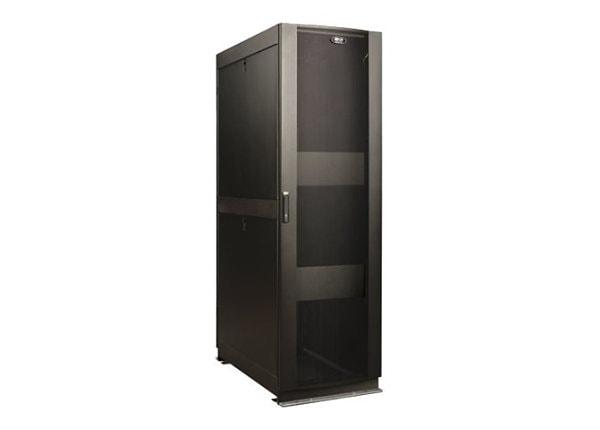 Tripp Lite 42U Rack Enclosure Server Cabinet w/ Doors & Sides Seismic