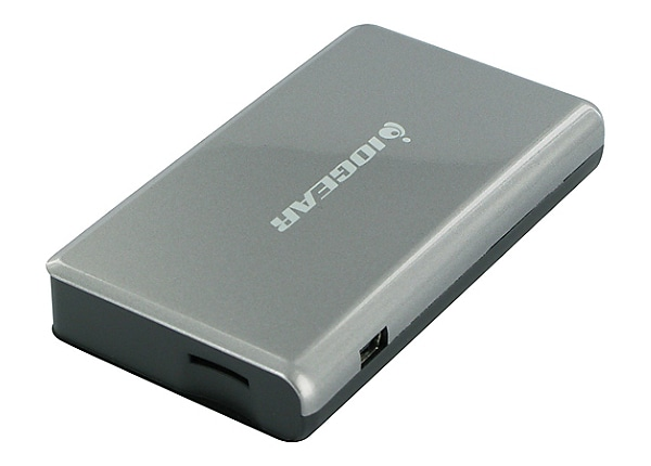 IOGEAR 56-in-1 Memory Card Reader/Writer GFR281W6 - card reader - USB 2.0