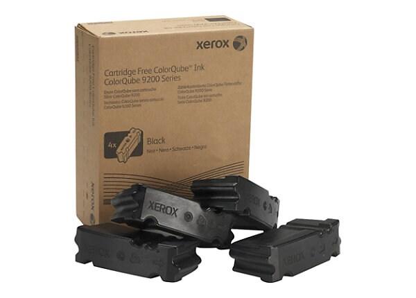 Xerox ColorQube 9201/9202/9203 - 4 - black - solid inks