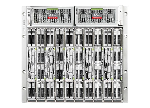 Sun Blade 6000 Chassis - tower - 10U - up to 10 blades