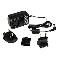 StarTech.com 12V DC 1.5A Universal Power Adapter - power adapter