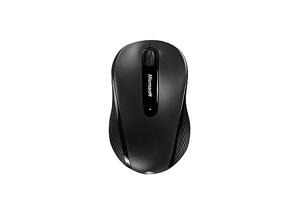 Microsoft Wireless Mobile Mouse 4000 for Business - mouse - 2.4 GHz