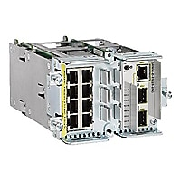Cisco Ethernet Switch Module for the Cisco 2010 Connected Grid Router - swi