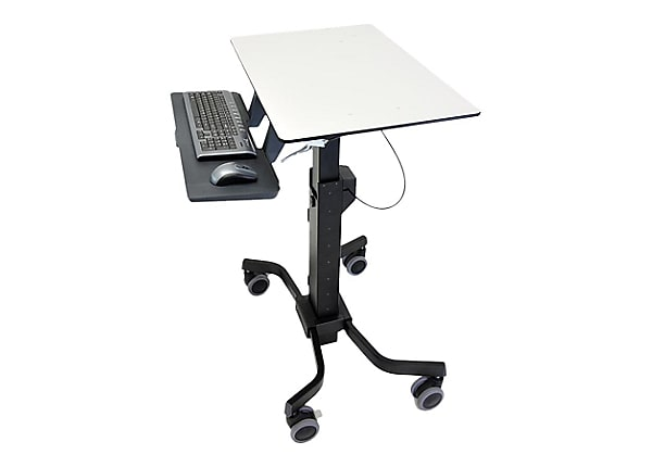 Ergotron TeachWell Mobile Digital Workspace - cart