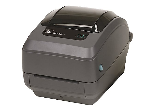 Zebra GK420T Monochrome Thermal Label Printer