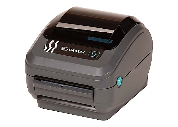 Zebra GK420d Monochrome Thermal Label Printer