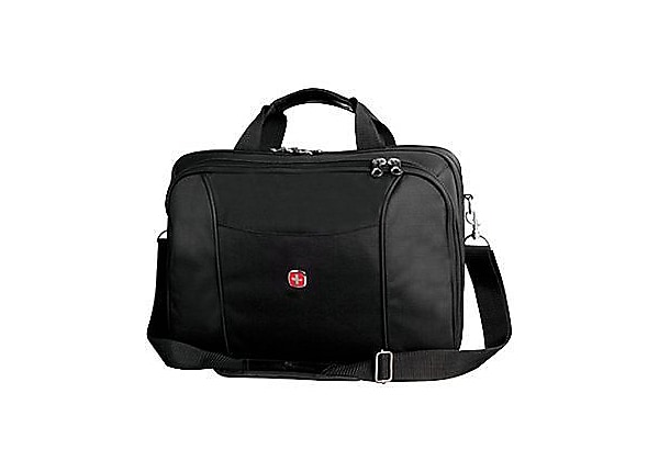 Swiss Gear Laptop Brief with Tricot Lining