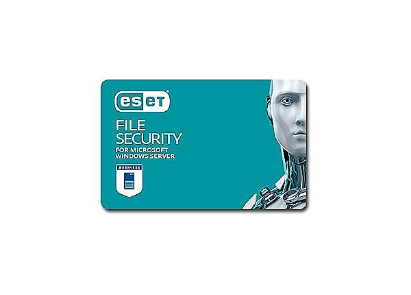 ESET File Security for Microsoft Windows Server - subscription license - 1
