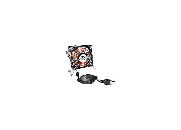 Thermaltake Mobile Fan II External USB Cooling Fan USB fan