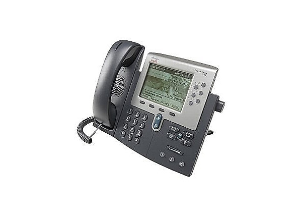 Cisco Unified IP Phone 7962G - VoIP phone