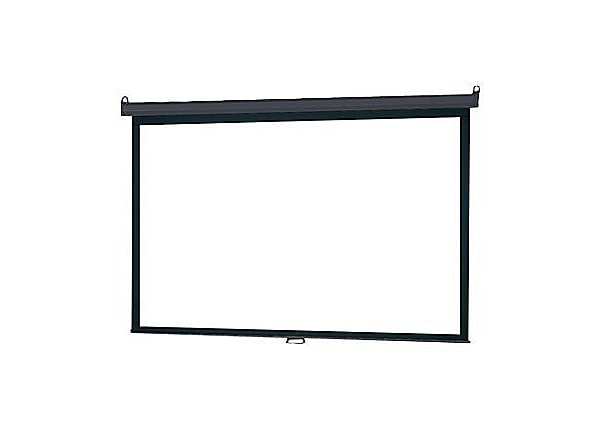 InFocus Manual Pull Down Screen - projection screen - 84 in (213 cm)
