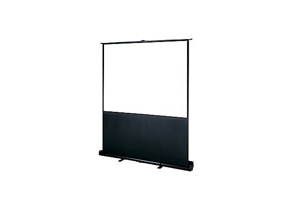 InFocus Manual Pull-up Screen - projection screen - 73 in (185 cm)