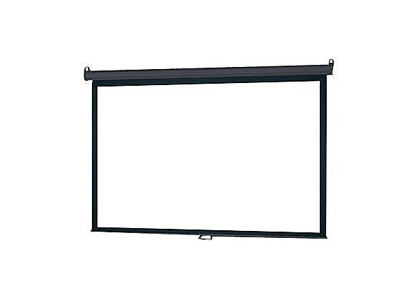 InFocus Manual Pull Down Screen - projection screen - 94 in (239 cm)