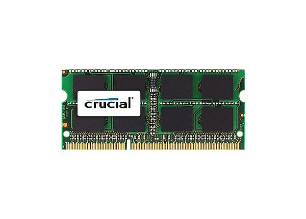 Crucial SO-DIMM 204-pin 4 GB DDR3L SDRAM