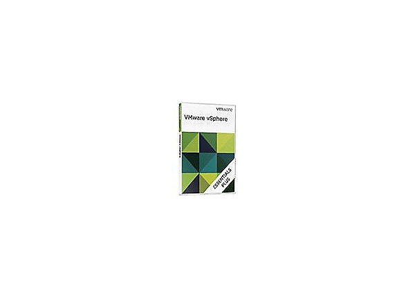 VMware vSphere Essentials Plus for Retail and Branch Offices Add-On (v. 5)
