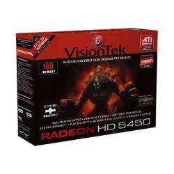 VisionTek Radeon HD 5450 - graphics card - Radeon HD 5450 - 1 GB