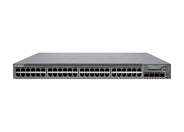 Juniper EX 3300 48T - switch - 48 ports