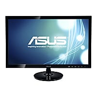 "ASUS VS247H-P 23.6"" LED - Black"
