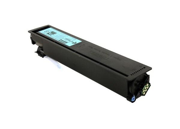 Toshiba TFC25C - cyan - original - toner cartridge