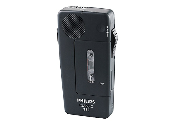Philips Pocket Memo 388 - minicassette dictaphone