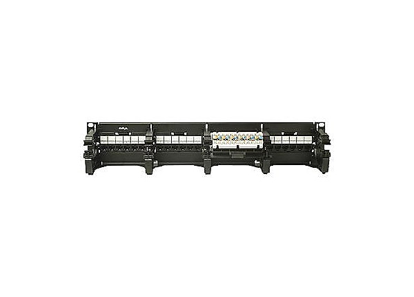 SYSTIMAX GigaSPEED XL GS3 PATCHMAX - patch panel - 3U - 19""