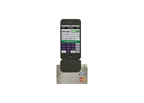 ID TECH iMag Pro magnetic card reader