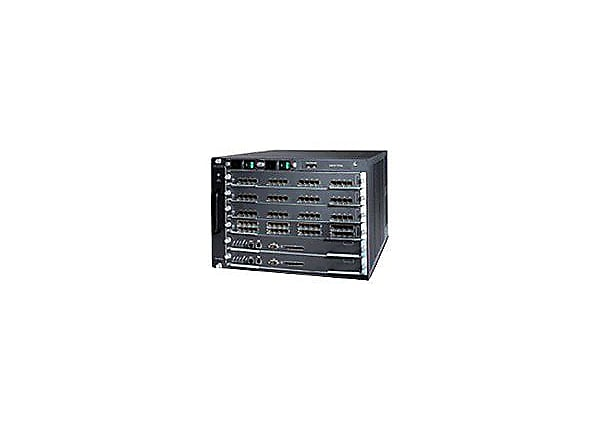 Cisco MDS 9506 Multilayer Director - switch - rack-mountable - with 2 x Cis