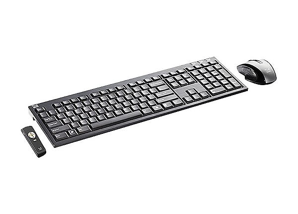 SMK Link VersaPoint Combo Pack Wireless Keyboard Mouse, Presenter Suite