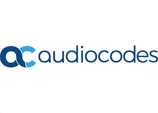 AudioCodes rack shelf