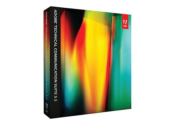 Adobe Technical Communication Suite (v. 3.5) - box pack (version upgrade) -