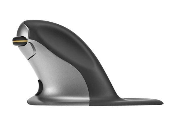 Posturite Penguin Ambidextrous Vertical Mouse Medium - vertical mouse - USB