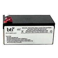 Battery Technology – BTI Replacement Battery for the RBC47 UPS Battery