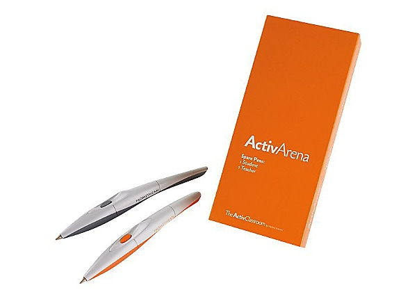 Promethean Activarena Spare Pen Set -1 Instructor Pen & 1 Participant Pen