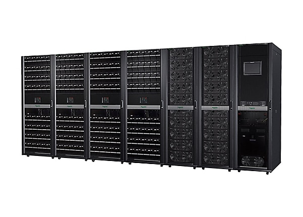 APC Symmetra PX 500kW Scalable to 500kW without Maintenance Bypass or Distr