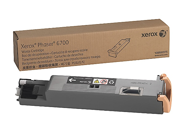Xerox Phaser 6700 - waste toner collector