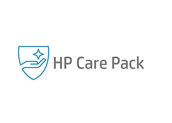 Electronic HP Care Pack Next Business Day Hardware Support for Travelers wi