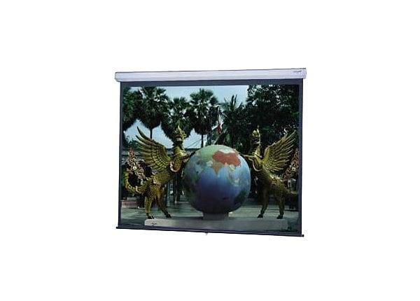 "Da-Lite Model C with CSR Wide Format - projection screen - 123"" (122.8 in)"