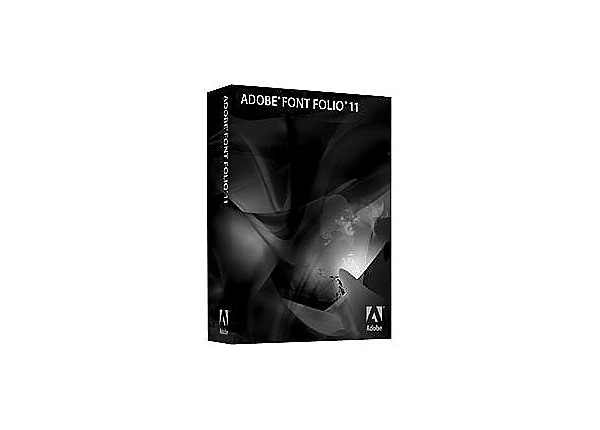 Adobe Font Folio Education Essentials (v. 11) - license - 1 user