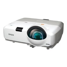 Epson PowerLite 435W - LCD projector No Mount