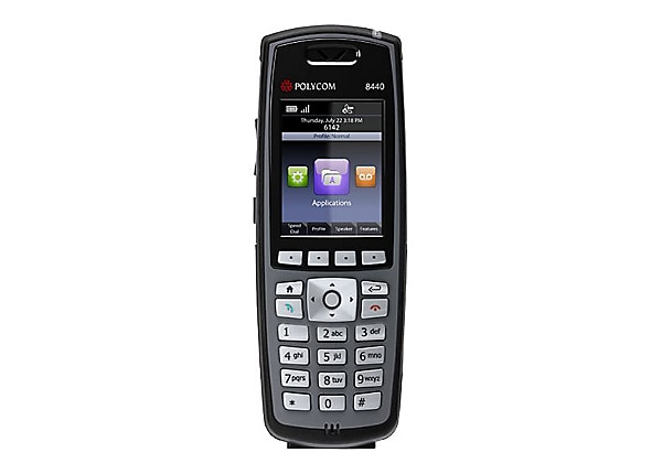 SpectraLink 8440 - wireless VoIP phone - 3-way call capability