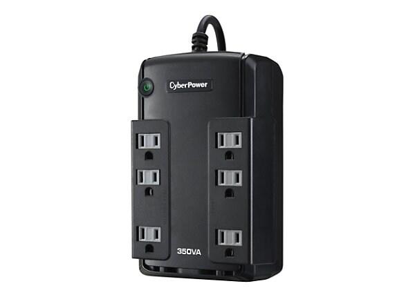 CyberPower Standby Series CP350SLG - UPS - 255 Watt - 350 VA