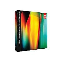 Adobe Technical Communication Suite (v. 3.5) - box pack (upgrade) - 1 user