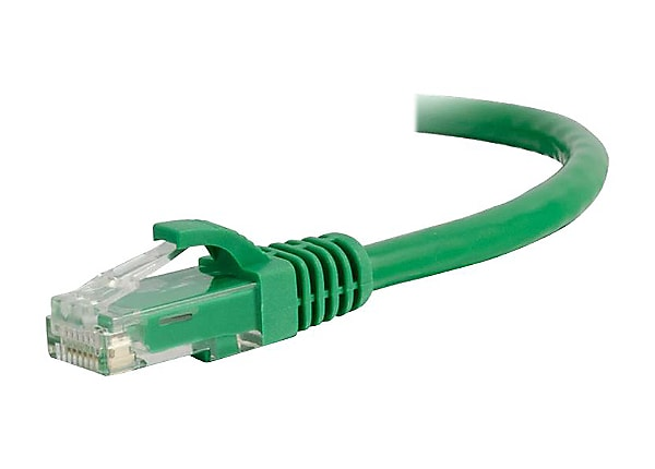 C2G 125ft Cat6 Snagless Unshielded (UTP) Ethernet Network Patch Cable - Gre