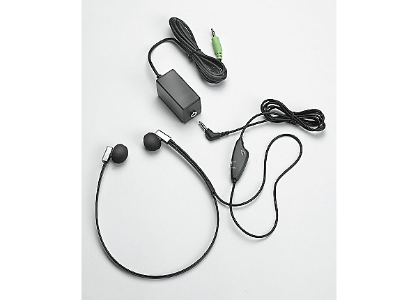 VEC 5FT FLX-10 HEADSET W5FT EXTENSION